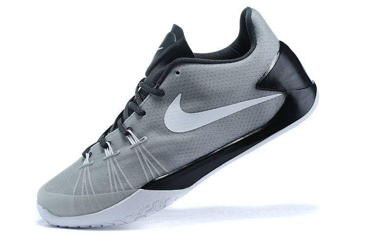 wholesale dealer 1ed60 7b6ae Nike Hyperchase Wolf Grey Cool Grey Black James Harden