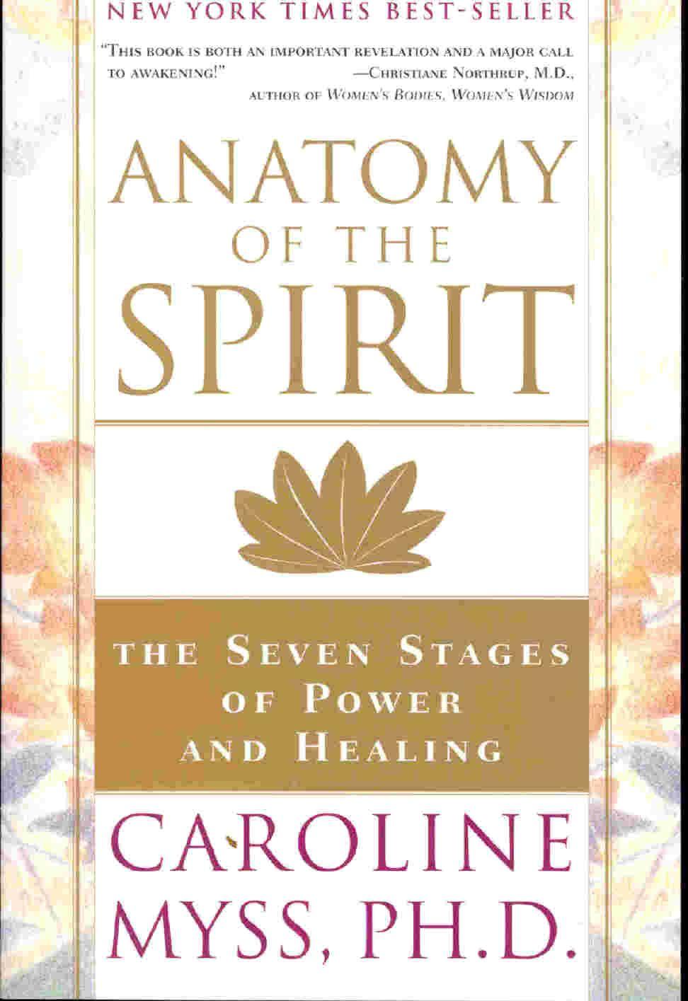 Wonderful Book By One Of My Favorite Authors Caroline Myss
