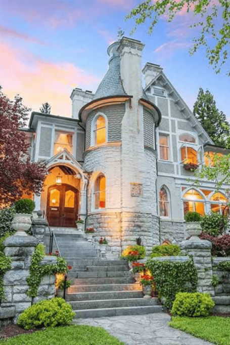 1893 Victorian In Staunton Virginia — Captivating Houses