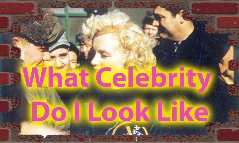 What celebrity do i look like quiz - Celebrity MatchMaker