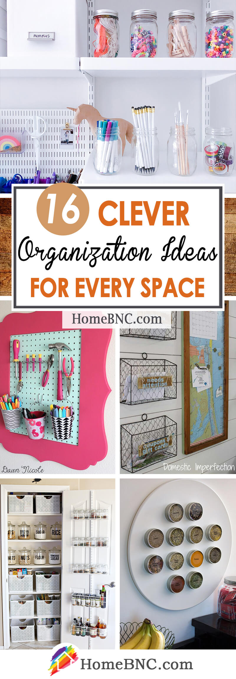 16 Best Organization Ideas for Every Space in 2019 #summerhomeorganization 16 Best Organization Ideas for Every Space in 2019 #summerhomeorganization