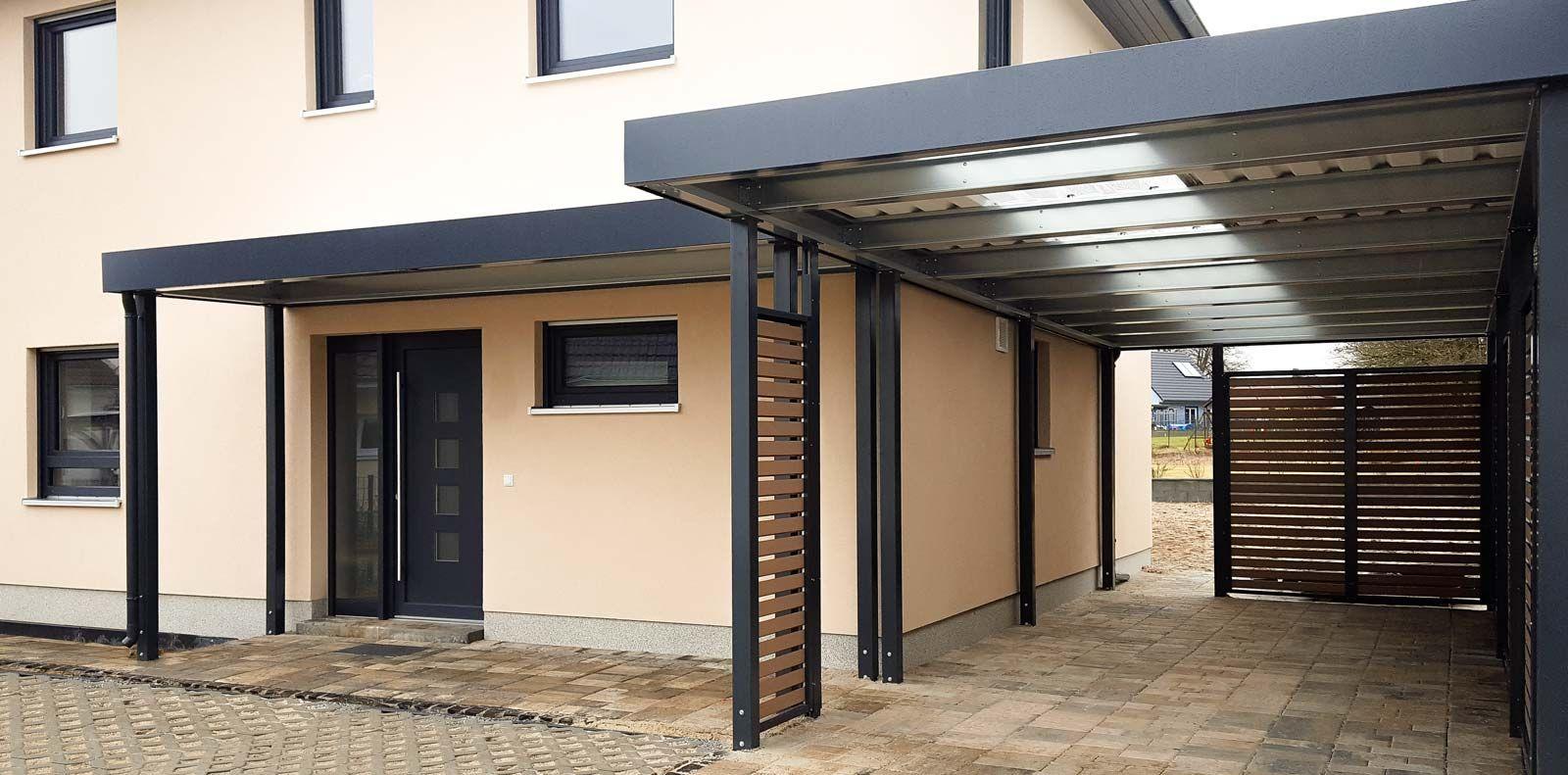 Open Garage Carport Carport modern, Carport, Überdachung