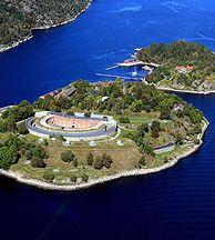 Oscarsborg Fortress outside Drøbak in Eastern Norway - Photo: Nasjonale Festningsverk