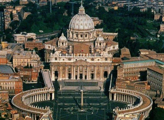 собор святого петра. фото