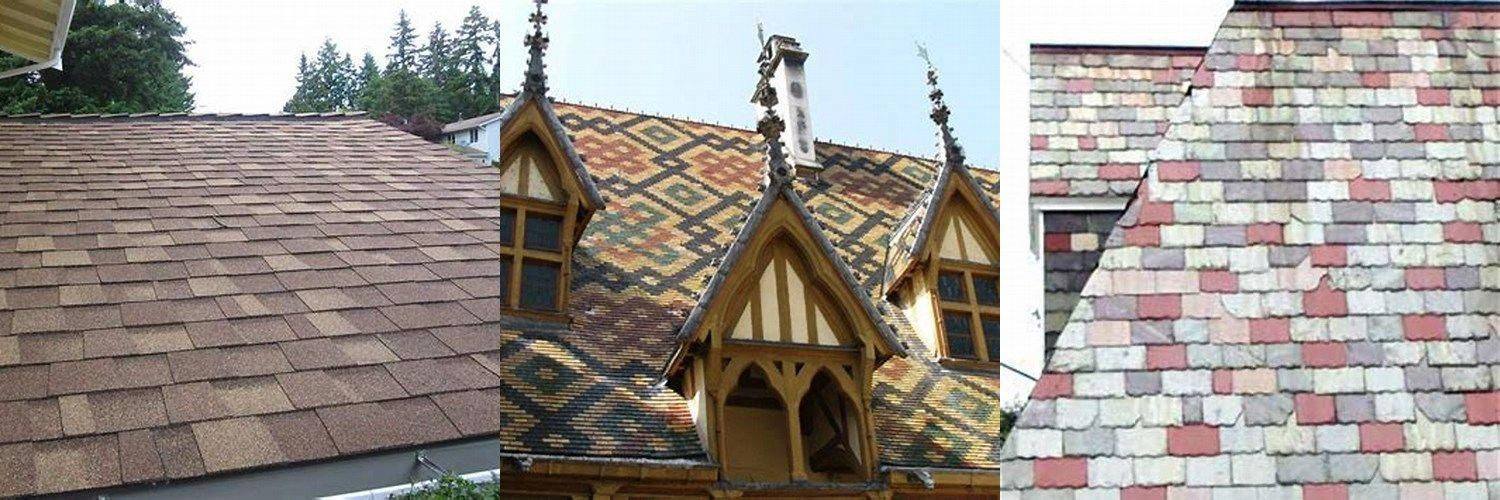 This type of roof shingles is an obviously inspiring and