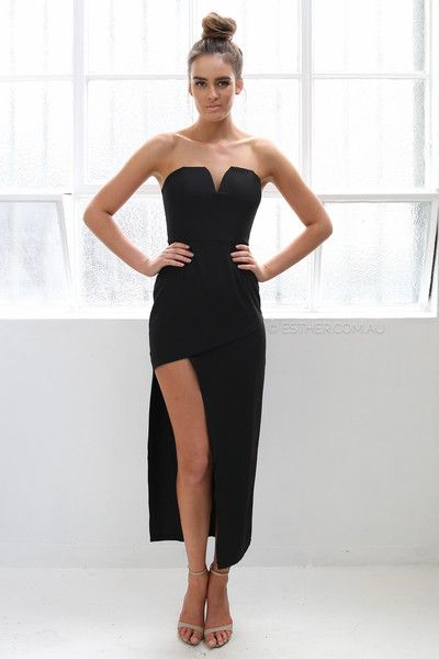 jupiter dress - black | Esther clothing Australia and America USA, boutique online ladies fashion store, shop global womens wear worldwide, designer womenswear, prom dresses, skirts, jackets, leggings, tights, leather shoes, accessories, free shipping world wide. – Esther Boutique