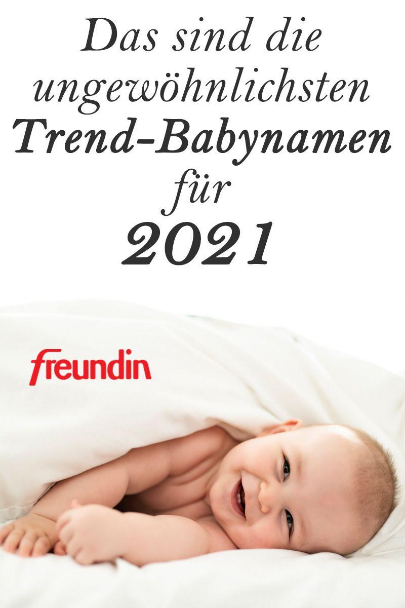 Das Sind Die Ungewohnlichsten Trend Babynamen Fur 2021 Freundin De Babynamen Ungewohnliche Babynamen Hipster Babynamen