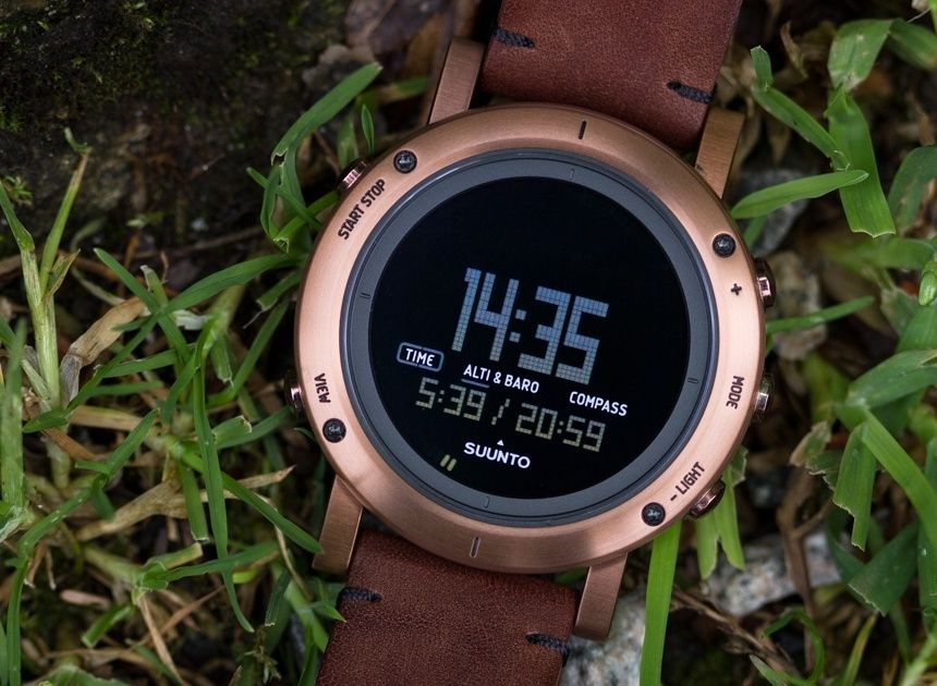 Suunto Essential Copper Watch Review aBlogtoWatch