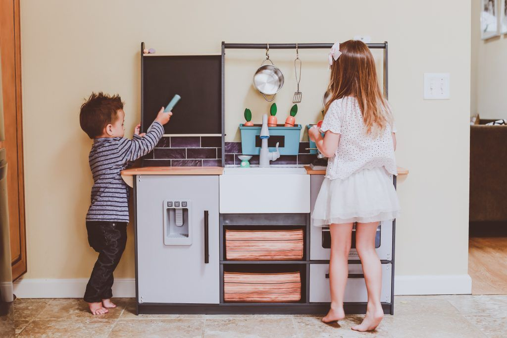 Kidkraft Farm To Table Play Kitchen Play Kitchen Kitchen Reviews Kidkraft