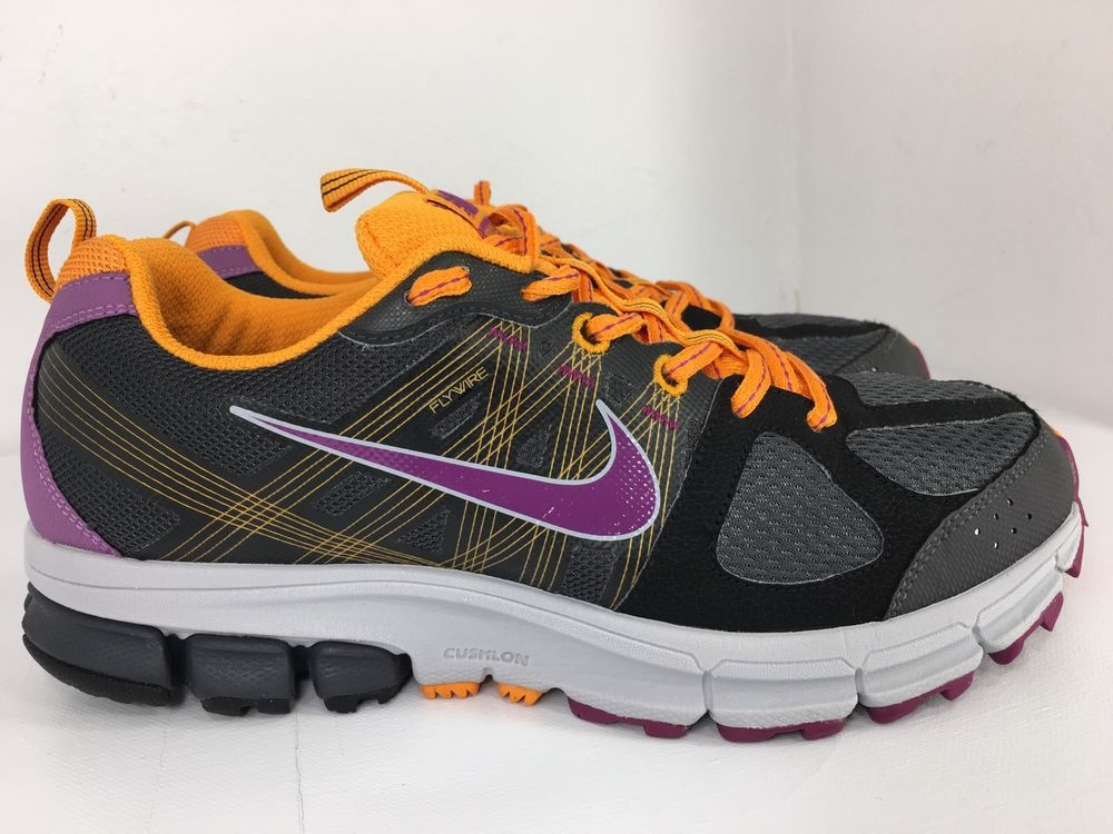 14c2a5df6279 WOMENS NIKE AIR PEGASUS 28 TRAIL RUNNING SHOES - 447841-050 - SIZE 8 US