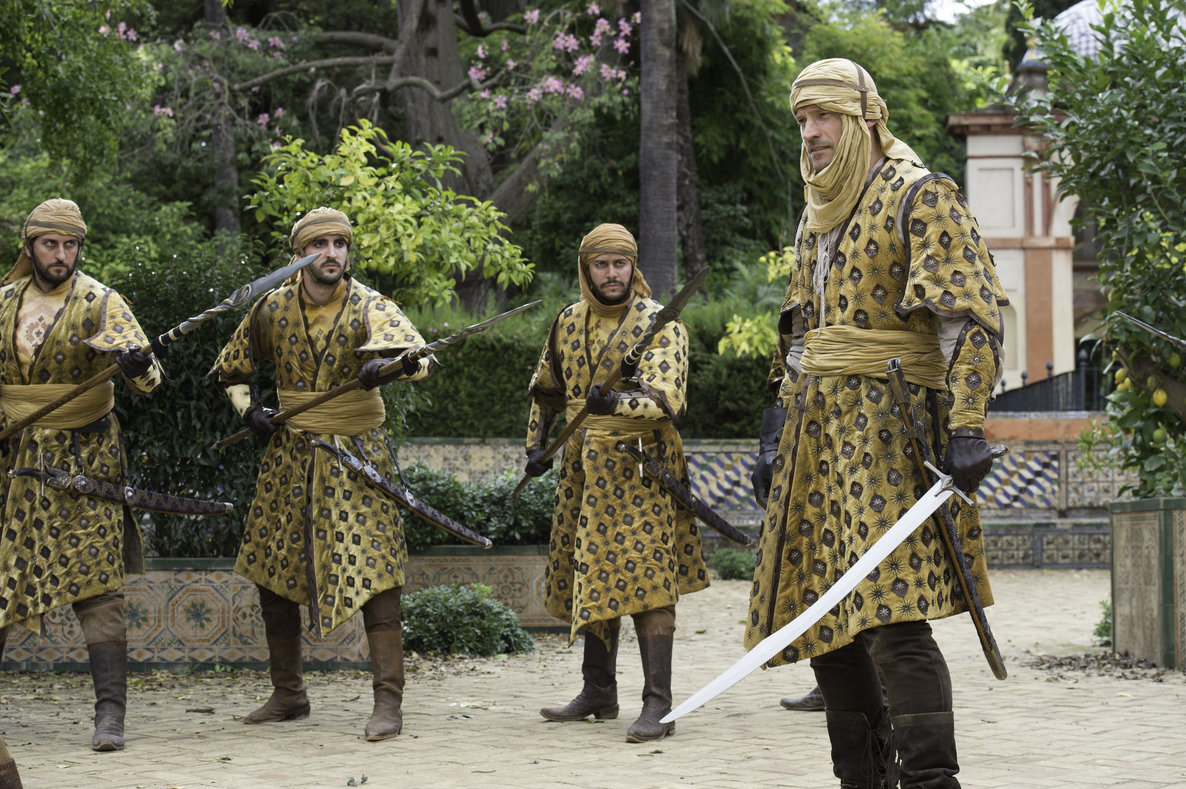 Game of Thrones Season 5 Episode 6 Game of thrones, Game