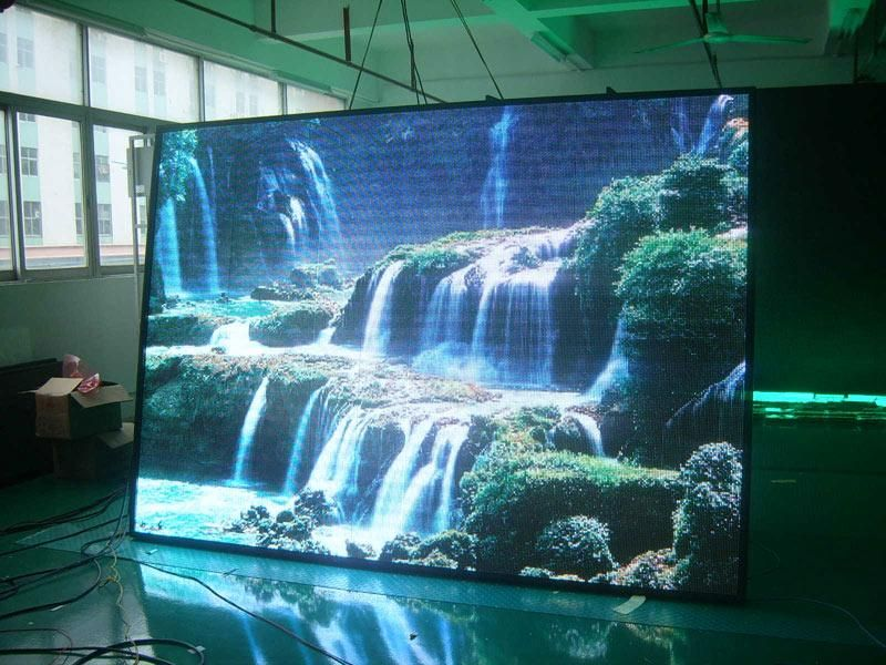 Led Scenery Wall To Bring Nature Into The Room Waiting Room Design Hospital Waiting Room Outdoor Stage