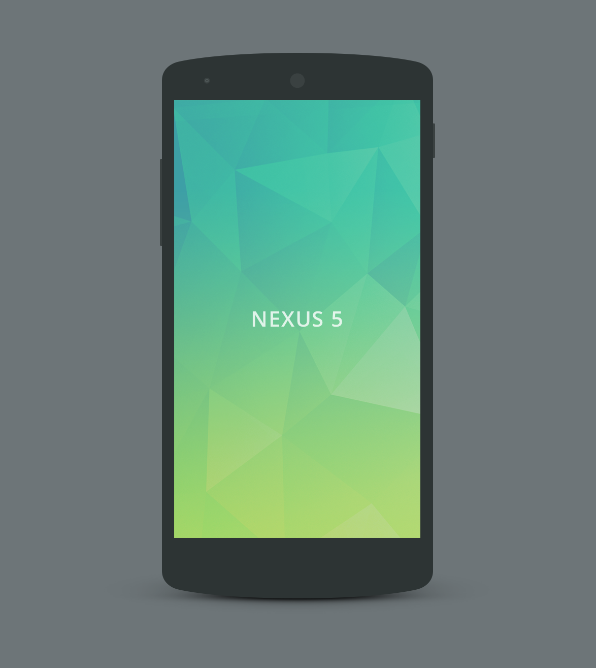15 Free Mockup PSDs of iPhone and Nexus 5 | Design | Pinterest ...