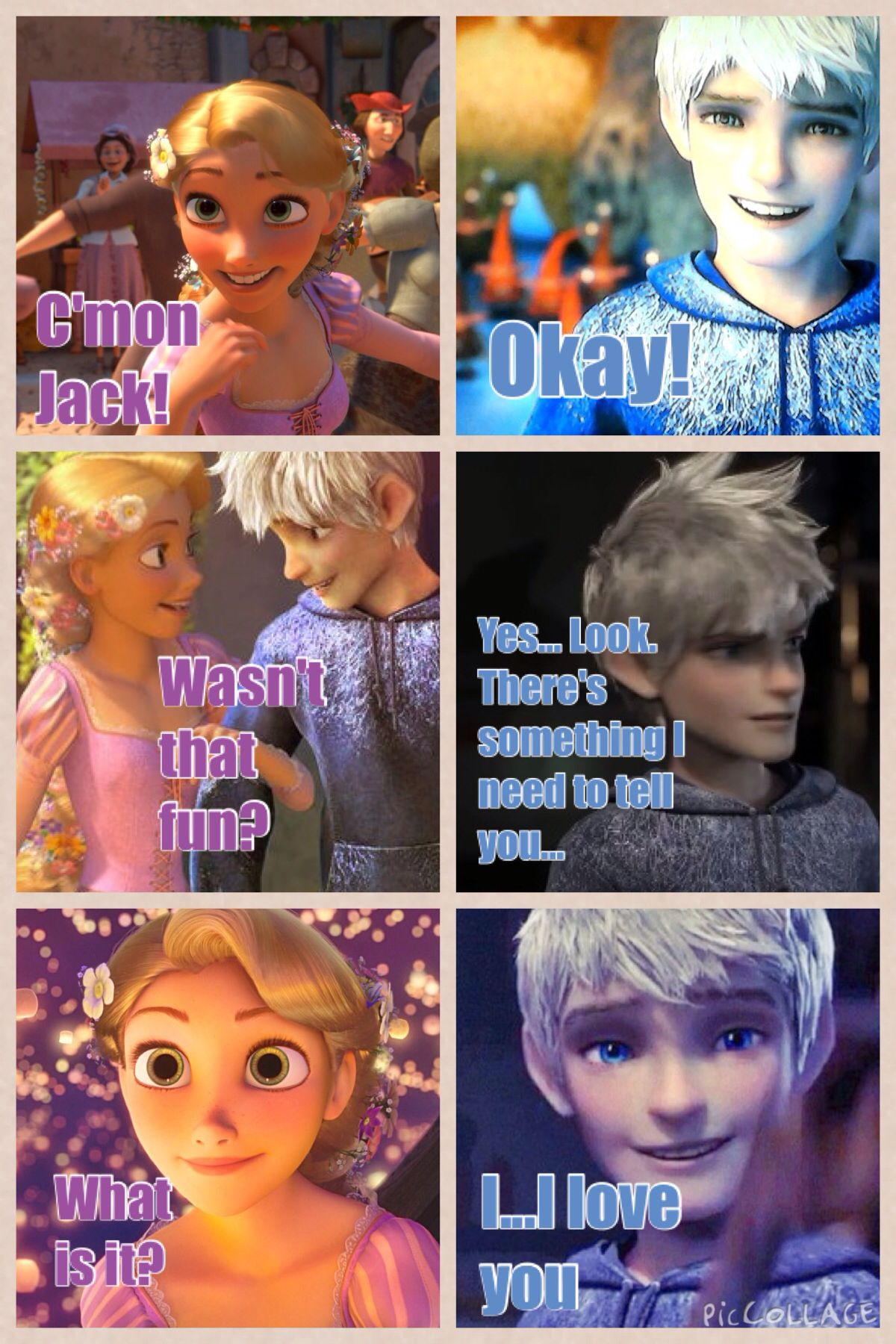 Unrealistic You Can T Just Say I Love You Like That Plus She Didn T Say It Back Disney Quotes Funny Cute Disney Pictures Funny Disney Memes