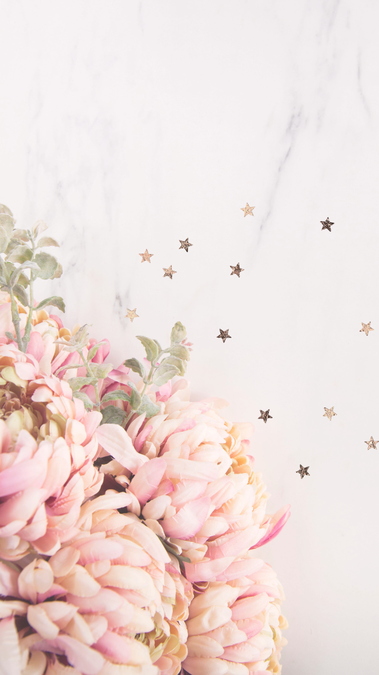 Free Floral Iphone Wallpapers Elizabeth Anne Floral Wallpaper