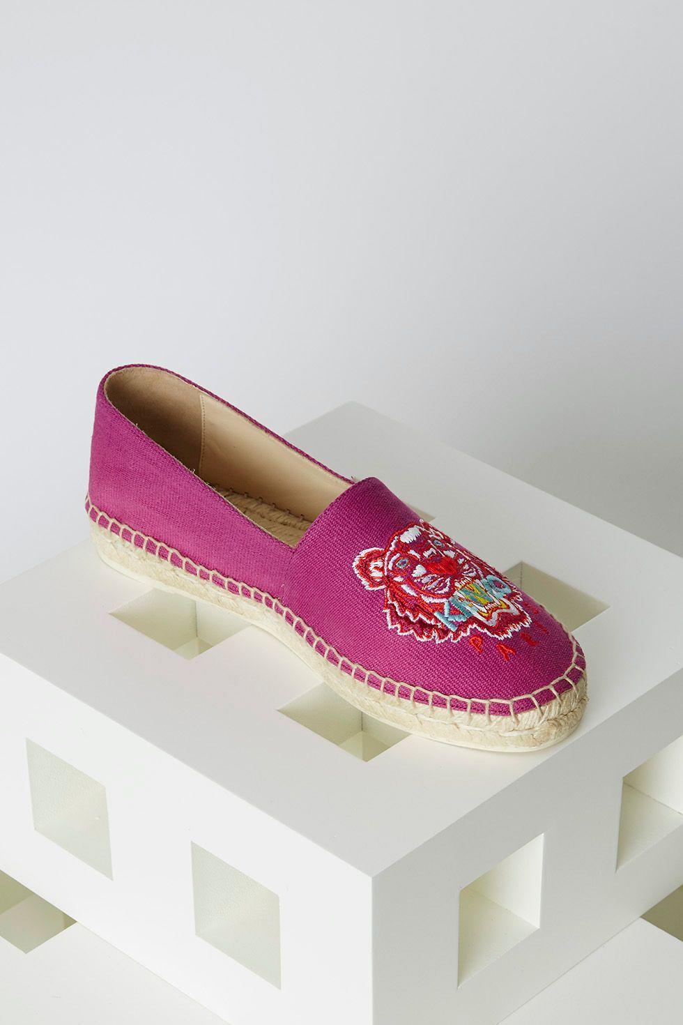Kenzo Tiger Espadrilles - Kenzo Shoes Women - Kenzo E-shop  b68ebf26f