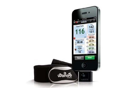Wahoo Fitness Run/Gym Heart Rate Monitor for iPhone 4/4S -- Check out the image by visiting the link.