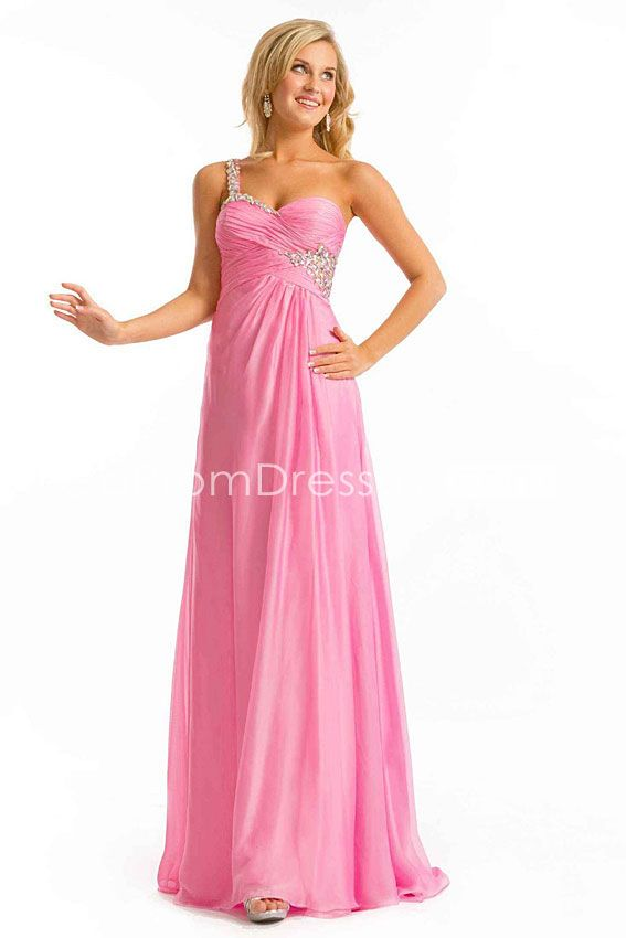 pink prom dress | CuteFashion<3 | Pinterest