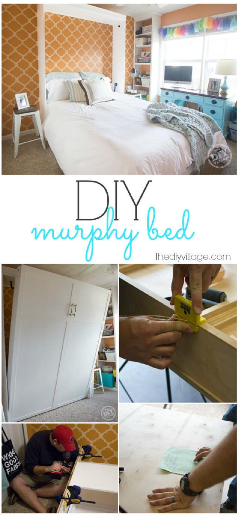10 best murphy bed ideas for you to save the space https godiygo com 2018 08 21 10 best murphy bed ideas for you to save the space