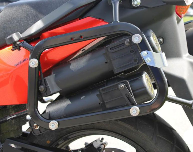 Tool Tube Attachment Dual Sport Pinterest Motorcycle