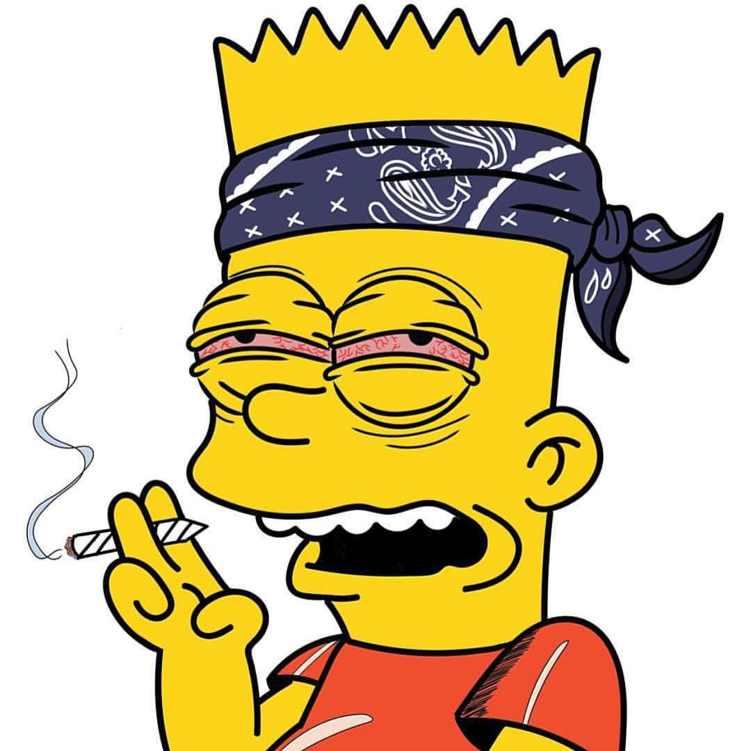 Behind The Scenes By Illiunaire In 2021 Bart Simpson Art Simpsons Art Disney Drawings Sketches