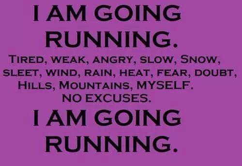 Go Running!