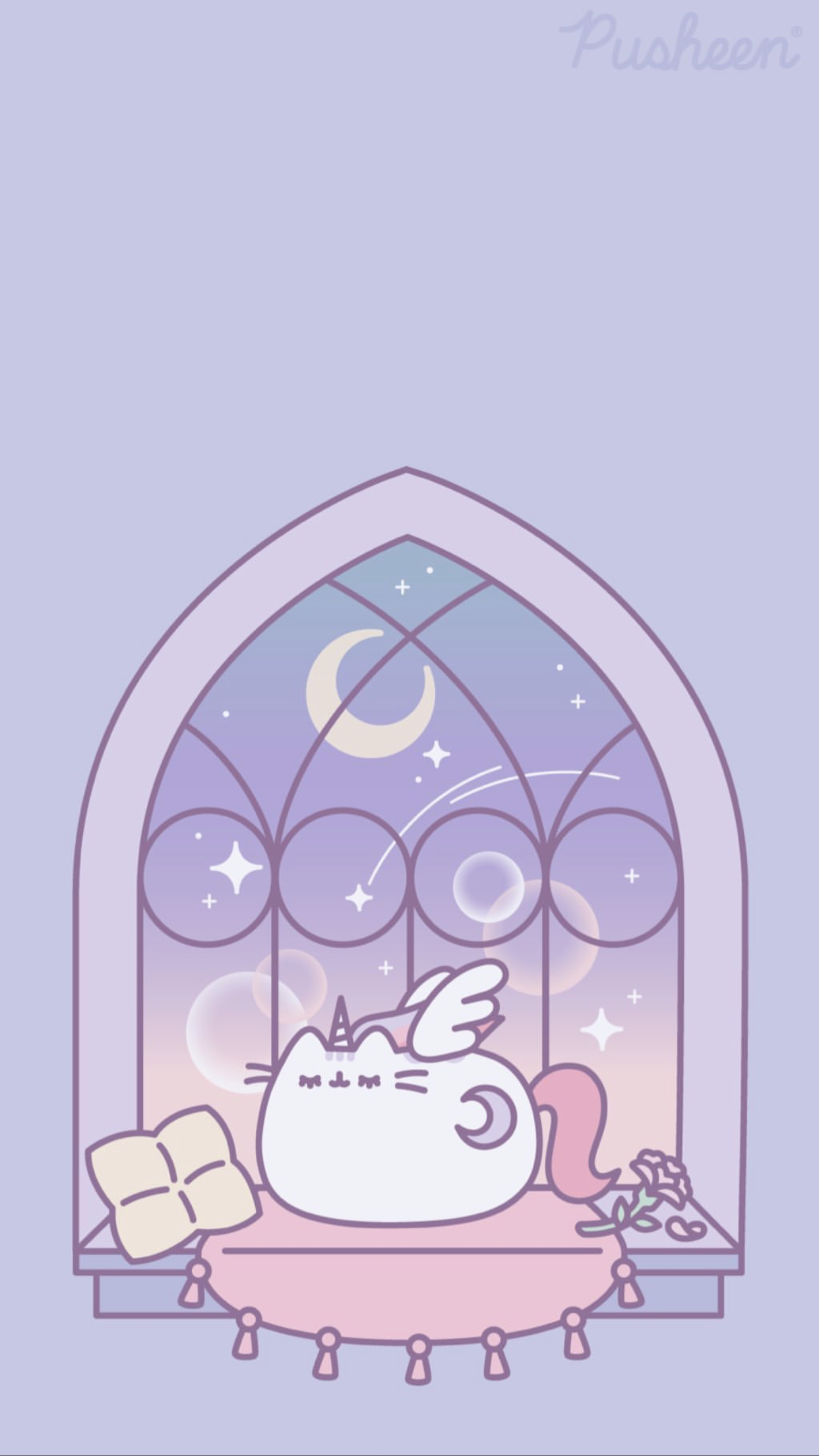 cat iphone wallpaper unicorn ...