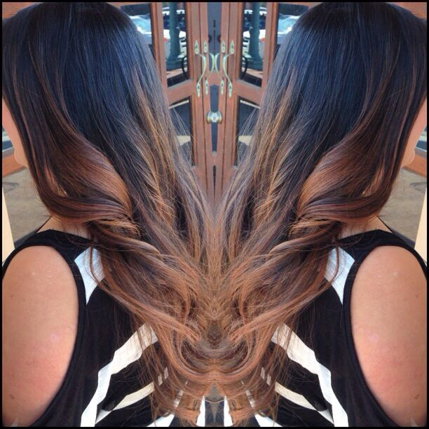 Pin By Jet Aime Lerma On Life Is Too Short To Have Boring Hair Hair Peach Hair Hair Styles