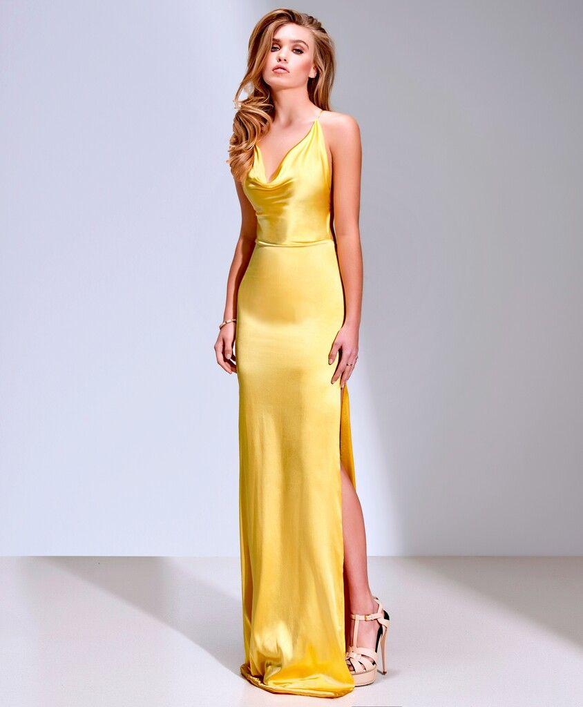 7e007a33ec39 Gemeli Power Satin Dresses, Sexy Dresses, Prom Dresses, Formal Dresses,  Fitted Dresses