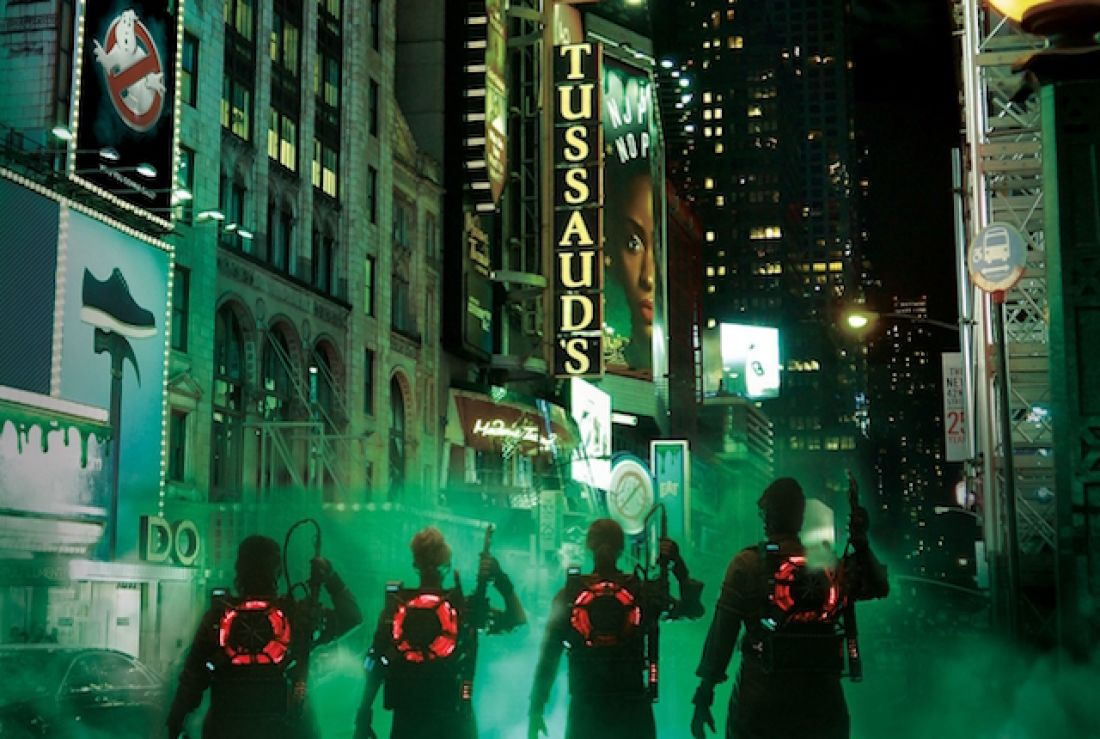 A Ghostbusters VR Experience is Coming to Madame Tussauds