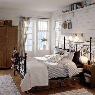 Schlafzimmer Landhausstil Eva & Dora aus Massivholz