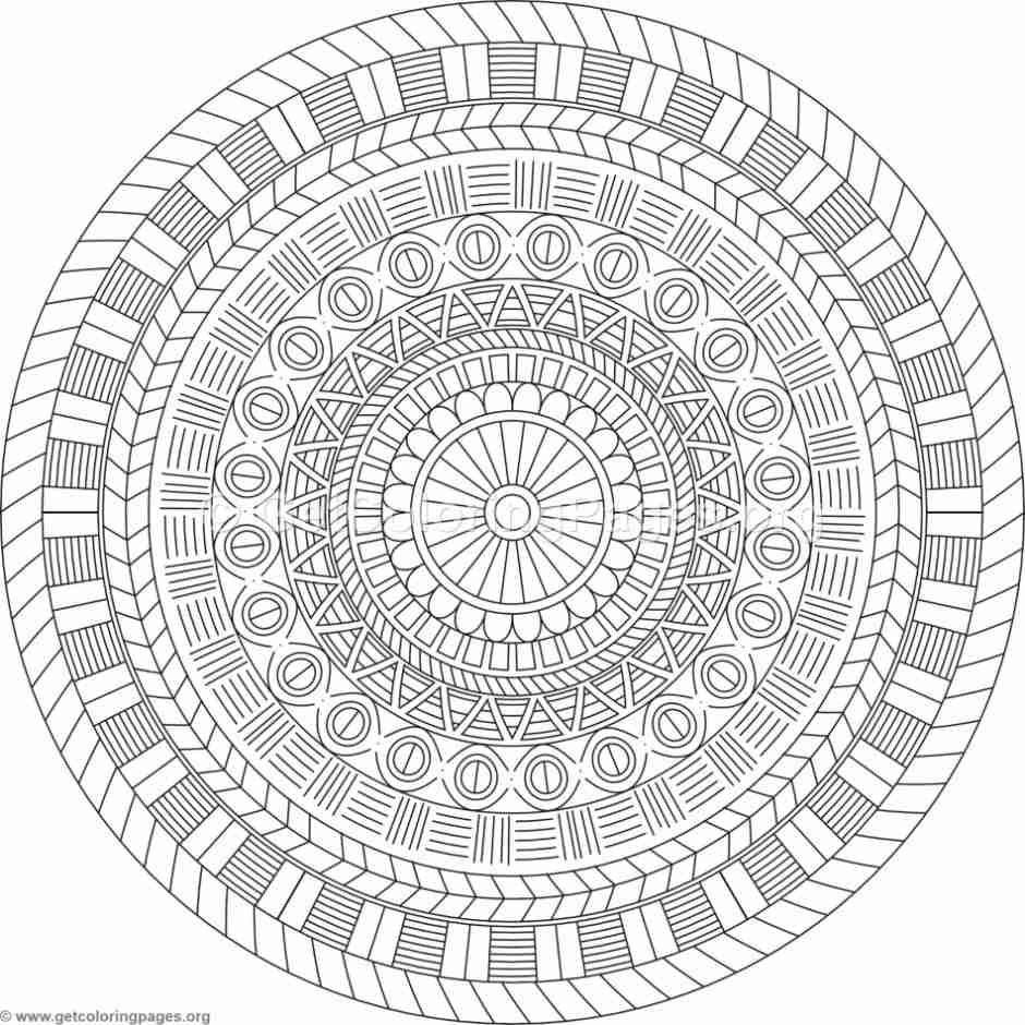 Pin de Gillian Tague en Doodles | Pinterest | Mandalas, Puntillismo ...
