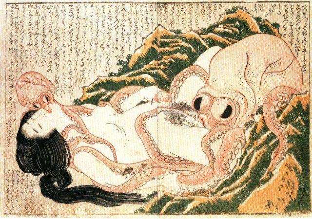 Libidineuse et exaltée, la femme du pêcheur en a fait rêver plus d'un depuis 200 ans.