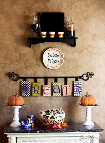 Cute wall signs - changeable