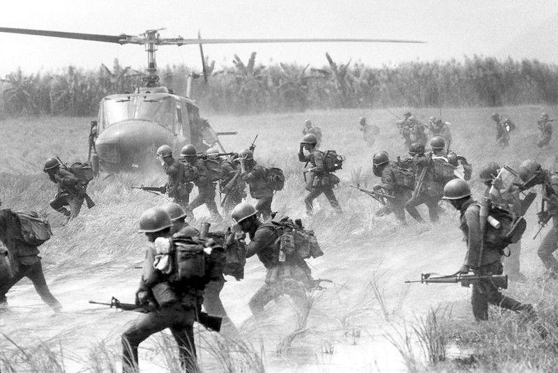 U Minh Forest Camau Nov 14 1969 Vietnam War Vietnam Vietnam