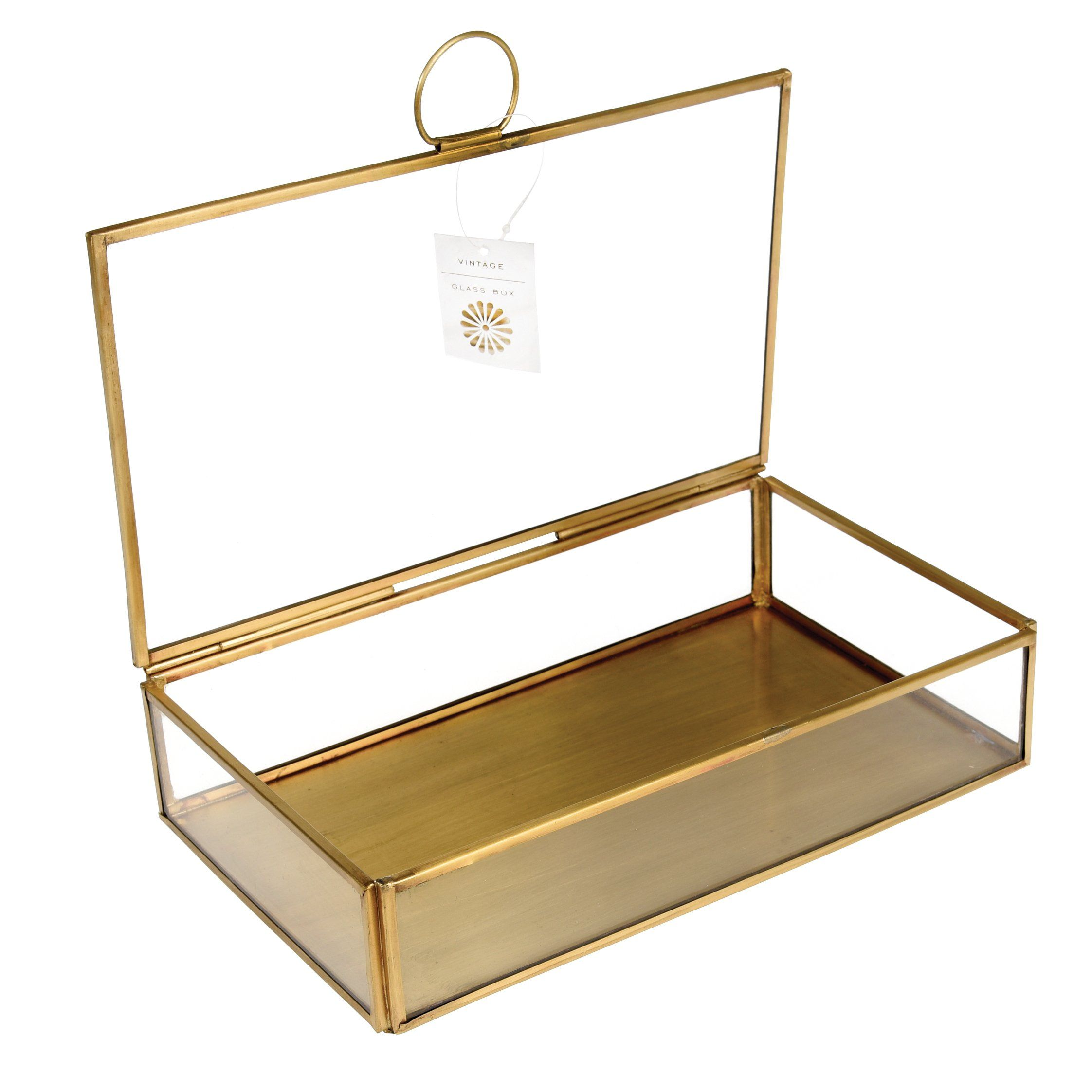 Photo of Brass Trinket Box