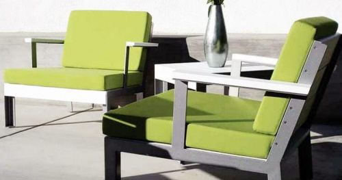 Etra Club Chair By Modern Outdoor