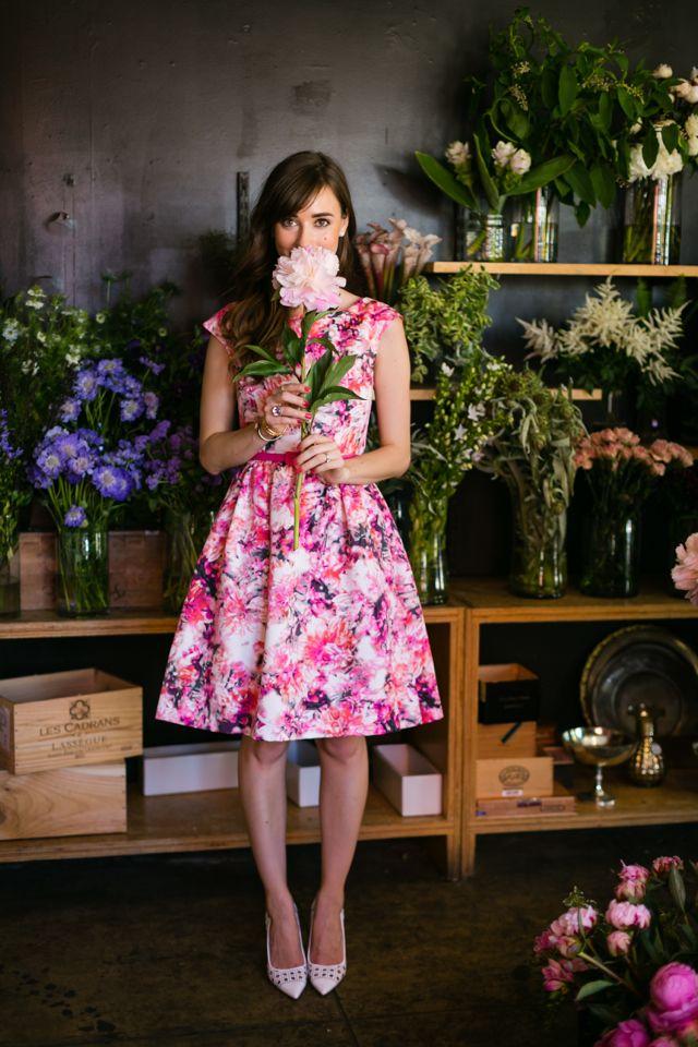 Flower shop florals with AERIN beauty M Loves M @marmar   Stitch Fix ...
