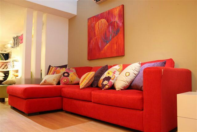 Color Schemes For Living Room With Brown Couch Furnture Me Va Esa Pared Con El Sillon.   Home Deco