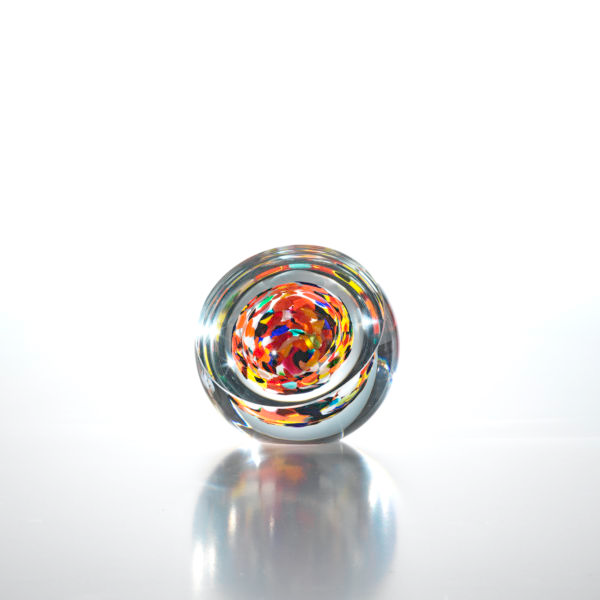 Vera Pure Bowls Unique Glass Pieces Are Formed Out Of The Large Heavy 1400 Degrees Hot Glass Drops The Very First Pure Products Glass Blowing Glass Marbles