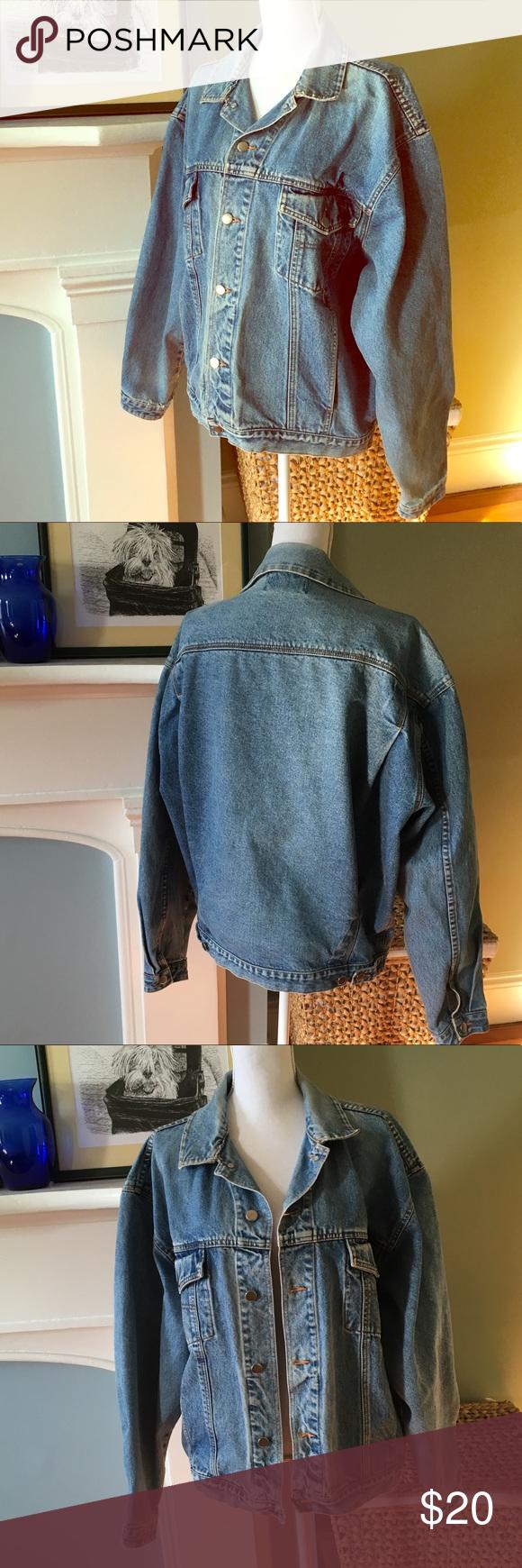 Britches Great Outdoors Vintage Men S Denim Jacket Denim Jacket Vintage Men Clothes Design