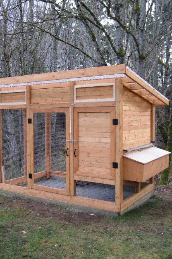 Simple DIY Chicken Coop kits you should consider for the ...