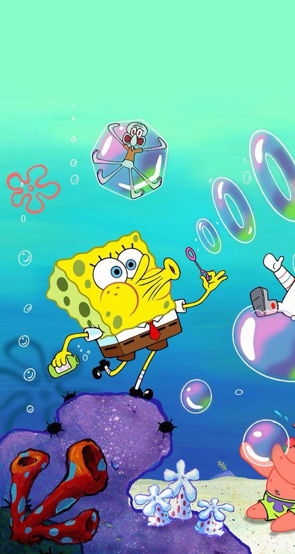 Les 25 meilleures idées de la catégorie Spongebob iphone ...