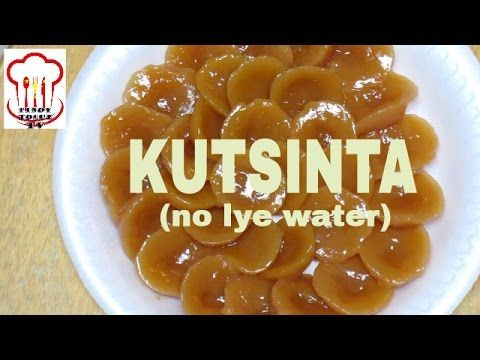 How To Make Easy Kutsinta Recipe Without Lye Water 27 Youtube
