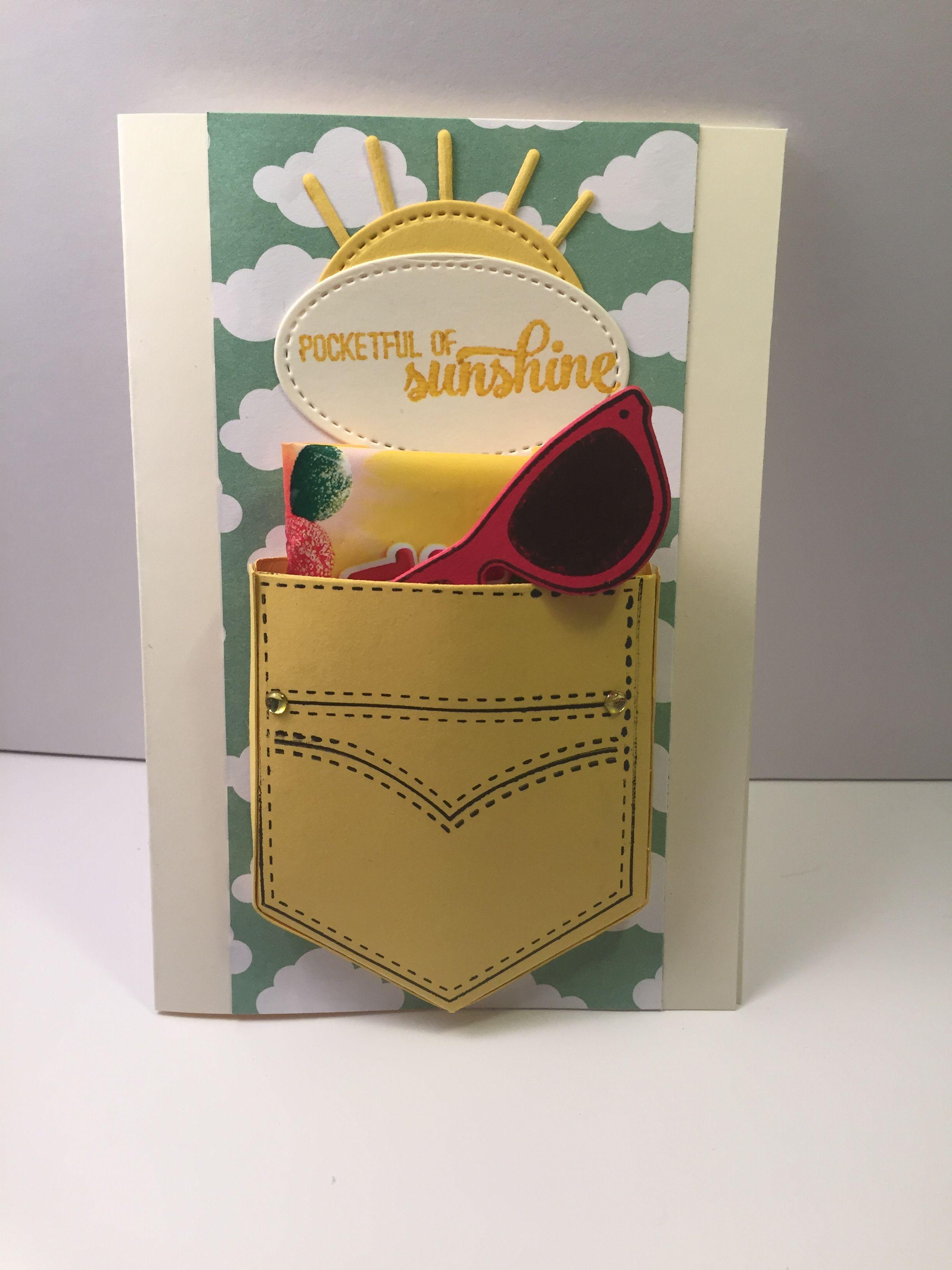 Stampin up pocketful of sunshine pocketful of sunshine bundle stampin up pocketful of sunshine pop up cards cool cards diy cards m4hsunfo