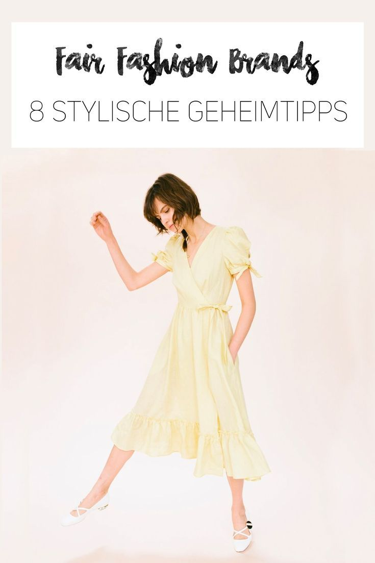 NEU: 8 stylische Fair Fashion Geheimtipps - heylilahey.