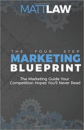The four step marketing blueprint the marketing guide your the four step marketing blueprint the marketing guide your competition hopes youll never malvernweather Image collections