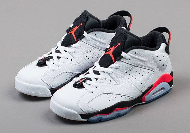 promo code 124e4 f4840 Infrared Is Back On The Air Jordan 6 | Sneaker News ...