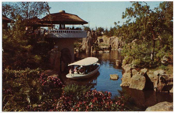 Busch Gardens   Boat Tours   Van Nuys, CA Late 60u0027s