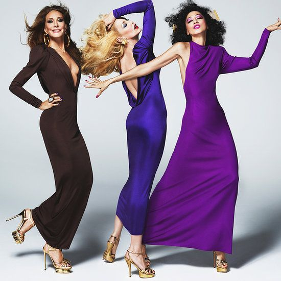 MAC-Cosmetics-Antonio-Lopez-Collection w/legendary Supermodels Marisa Berenson, Jerry Hall and Pat Cleveland